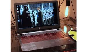 Starwars Darkside Gaming Laptop