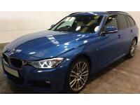BMW 320 M SPORT FROM £84 PER WEEK!