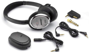 Bose QC3 Quiet Comfort, Sound Cancelling Over the Ears Headphone