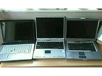 Laptop joblot