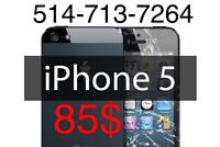 iPhone repair service/ cracked screen replacement/ best price