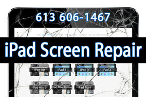 Apple iPad Repair - Computer Repair - Tablet Screen Replacement