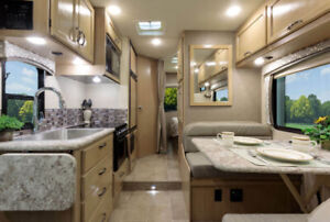 RV for rent...beautiful 22 ft motor home calling all snowbirds