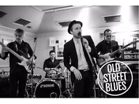 Blues Band available for live shows!