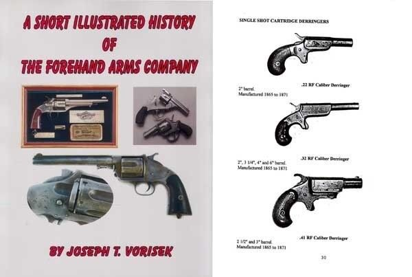 Forehand Arms Company, An Illustrated History of the