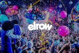 Elrow ticket