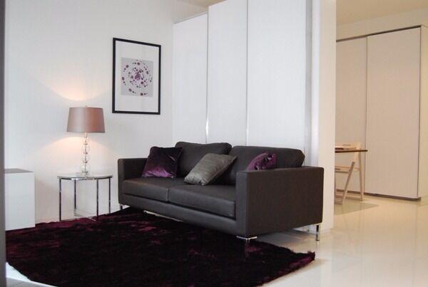 -Luxury studio in desired Baltimore Wharf development for rent!