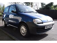 Fiat Seicento (Low Insurance)