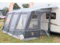Vango Sanna 420 airbeam caravan awning