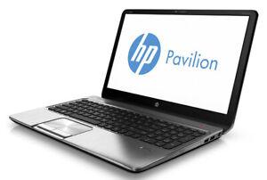 """hp envy M6 15.6"""" laptop(Quad Core/4G/500G/HDMI/Webcam)$359!"""