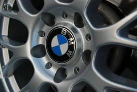 Bmw wheel center cap 10 pin fits most models set of 4, 20+ sets