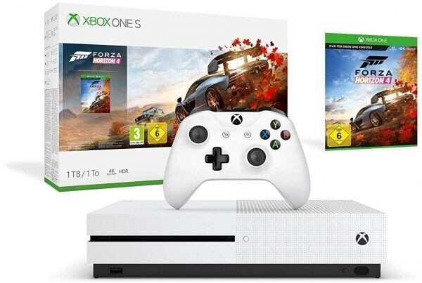 XBOX ONE S 1TB FORZA HORIZON 4 BUNDLE BRAND NEW SEALED WITH WARRANTY &  RECEIPT | in Coventry, West Midlands | Gumtree