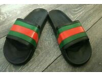 Gucci Sliders (white available)