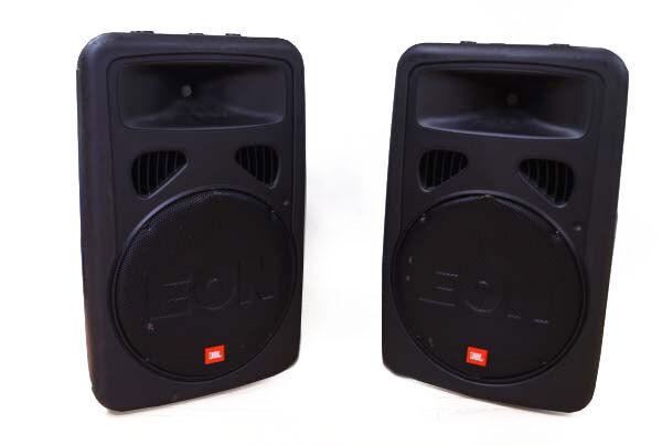2 jbl eon 15 g2 powered speakers jbl jrx118sp powered subwoofer in lenzie glasgow gumtree. Black Bedroom Furniture Sets. Home Design Ideas