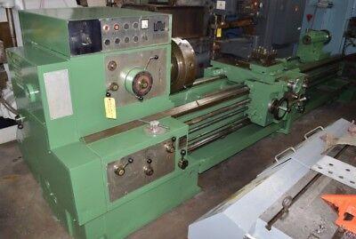 2628 X 120 Wmwniles Dlz630-v3000 Heavy Duty Gap Engine Lathe - 28371