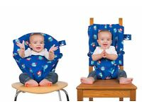 Night Owl fabric Travel High Chair TOTSEAT £15.00
