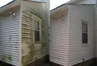 NEED YOUR HOUSE WASHED?? Residential Pressure Washing Services
