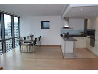 ** Amazing large 1 bed apartment, West India Quay, heart of Canary Wharf, E14 - AW