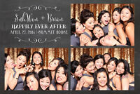 Best Photo Booth Rental in Ottawa - Packages starting - $199!!!!