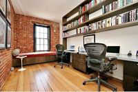 Very nice renovated Office + warehouse