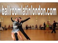 Ballroom Lessons Ealing. Love Strictly? Sign up for a Ballroom Course on Weds in Ealing Broadway