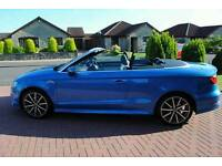 SOLD, SOLD, SOLD, LIMITED EDITION Audi A3 Cabriolet Ultra TDFSI