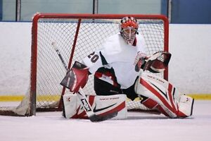 Mon Jan 23rd - Need a Goalie?  I'm Available