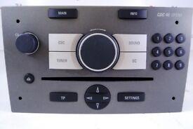 Vauxhall Vectra CDC40 radio