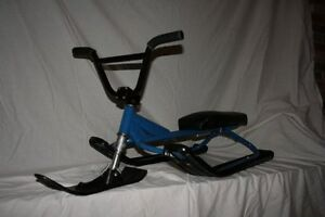 GT Snow Racer, Custom with BMX frame attached Windsor Region Ontario image 3