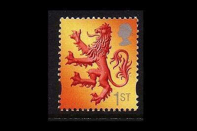 S95 1st Scottish Lion PVAD DE LA RUE SCOTLAND Regional UM GB