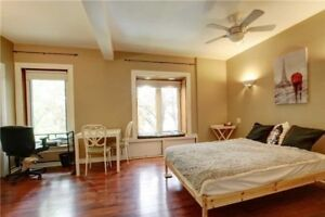 ALL INCLUSIVE ROOM FOR RENT - Student or Young Professional