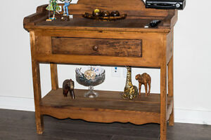 Spanish Wood Sideboard - Reduced from 500 to 220 - MUST SELL