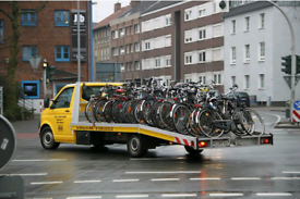 I collect yours unwanted bikes.