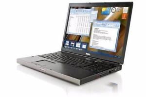 Dell Precision M6500, 128 SSD + 1 TB HHD ,CORE i7 1.6 GHz , 8 GB RAM - ONLY MISSISSAUGA DEAL