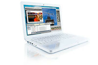 Ordinateur Portable - Macbook Blanc 2009 13""