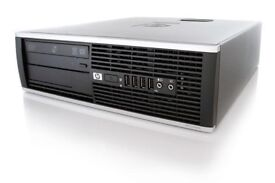 HP Compaq 6000 Pro Small Form Factor PC (NO HARD DRIVE AND RAM)