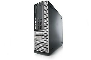 Dell Optiplex 990 PC Windows 7