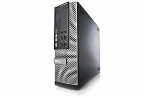 Dell OptiPlex 990 SFF/Core i5-2400 @ 2.7 GHz/ 4GB DDR3/ 250GB HDD/DVD-RW/ WIN 10