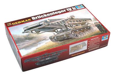 Trumpeter 9360390 Deutscher Brückenlegepanzer IV b 1:35 Modellbausatz