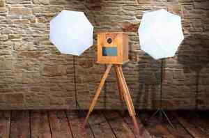 Open-Air Photo Booth & Hashtag Printer Business Sydney City Inner Sydney Preview