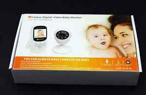 2.4GHz Wireless LCD Color Baby Monitor A/V Night Vision Camera! Kitchener / Waterloo Kitchener Area image 7