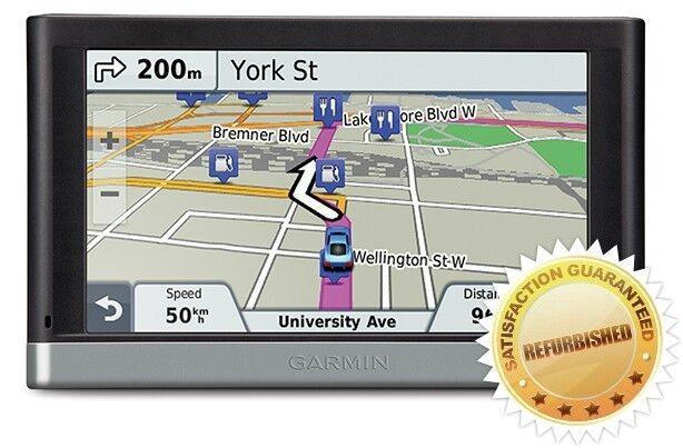 Garmin Nuvi 2597LMT 5\ Bluetooth GPS w/ Lifetime Maps  Traffic 010 01123 30