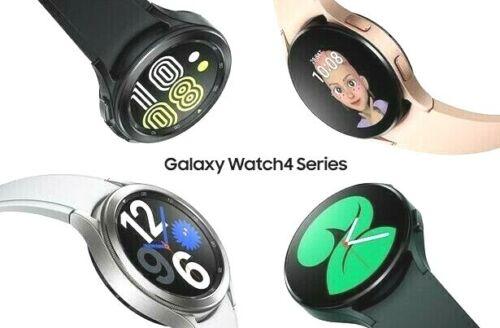 Samsung Galaxy Watch 4 SM-R870 Bluetooth Version 44mm Aluminum Case New & Sealed