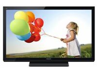 Panasonic 42-inch Ultra Slim Plasma TV with Freeview HD