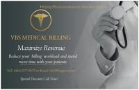 BUSY PHYSICIANS- MAXIMIZE YOUR REVENUE/REDUCE WORKLOAD