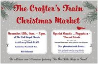 The Crafters' Train Christmas Market