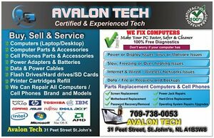 Repair iPhone, iPad, Tablet, Laptop Desktop Smartphones & more St. John's Newfoundland image 6