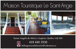Maison Touristique Le Saint-Ange