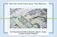 Income Tax Preparation and Efile