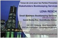 Are You A Small Business Start-Up Needing a QuickBooks Bookkeepe